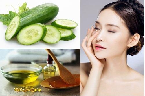 Viên nang vitamin E và tái tạo da mịn như gái 18